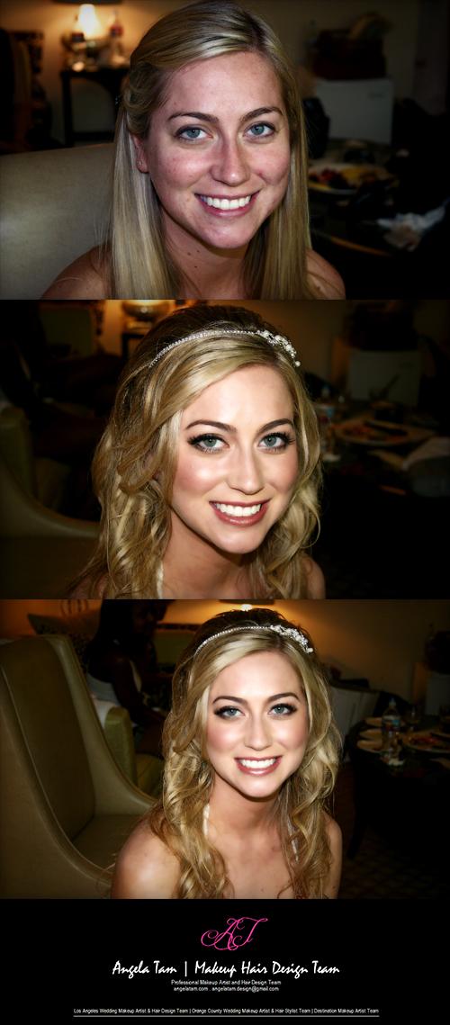 Wedding Makeup And Hair San Go