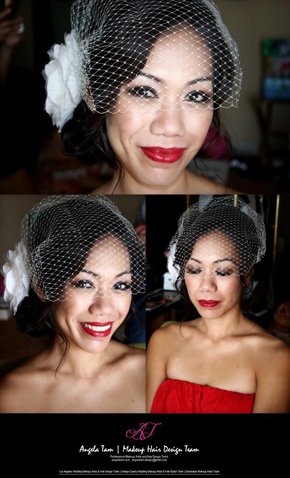 Makeup And Hair Angela Tam