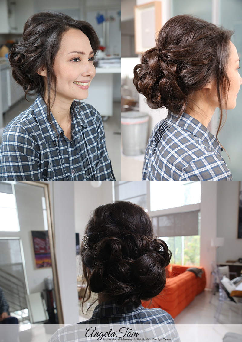 wedding hair and makeup quotes ~ clotho for .