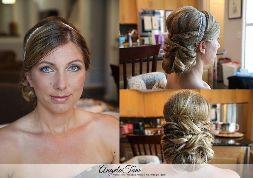 LOS ANGELES BEAUTIFUL WEDDING U2013 BRIDE MAKEUP ARTIST AND HAIR ARTIST | BROOK MAKEUP SESSION ...