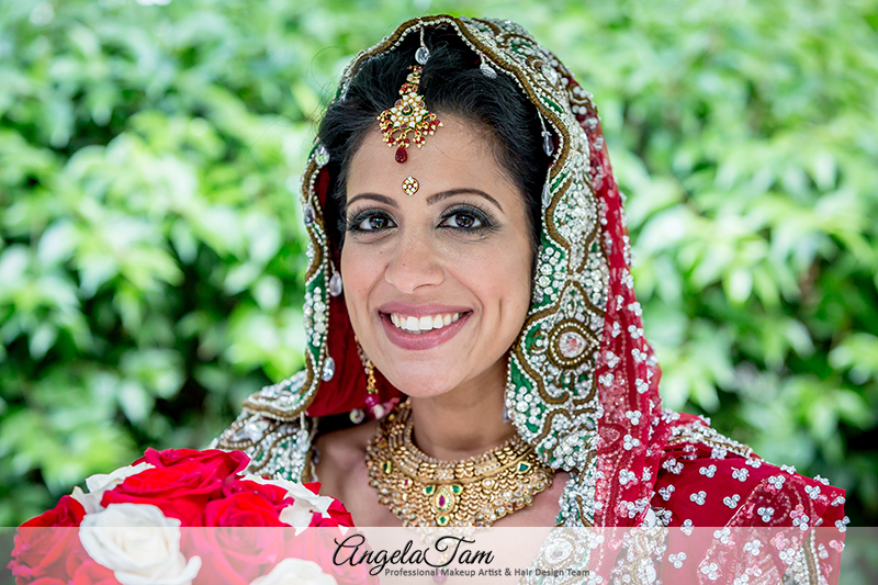 LOS ANGELES PACIFIC PALMS RESORT INDIAN WEDDING | BEAUTIFUL SOUTH ...