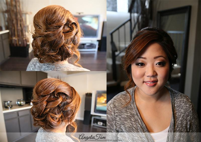 PASADENA WEDDING ASIAN BRIDE MAKEUP ARTIST AND HAIR STYLIST
