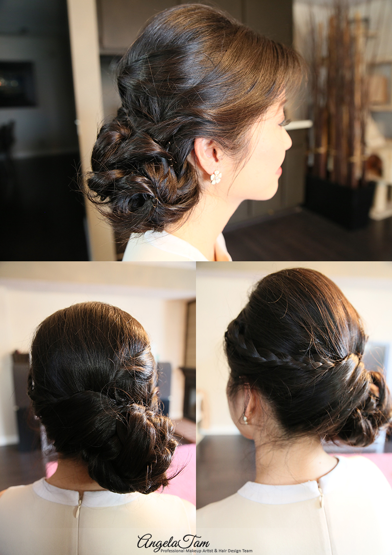 ORANGE COUNTY ASIAN BRIDE WEDDING MAKEUP ARTIST AND HAIR STYLIST | BRIDAL PREVIEW SESSION ...