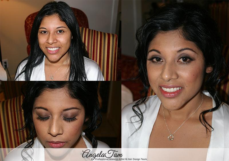 latina bridal makeup - photo#34