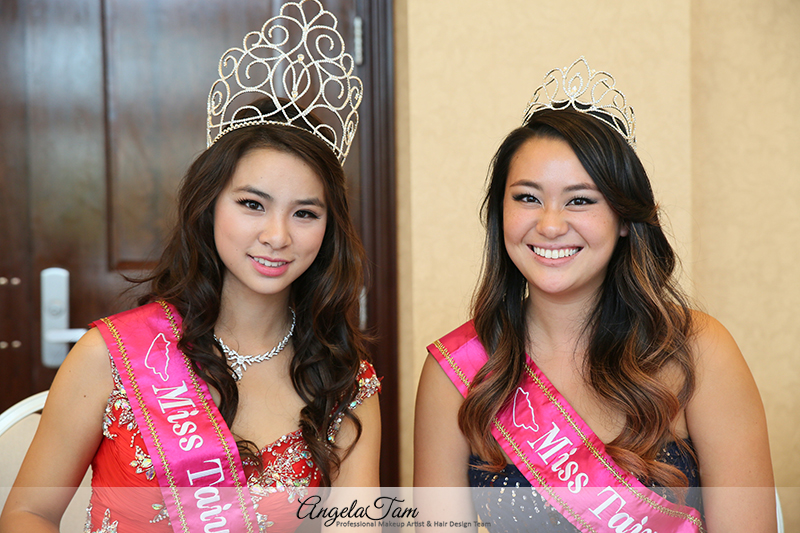 And Pageant Asian Makeup