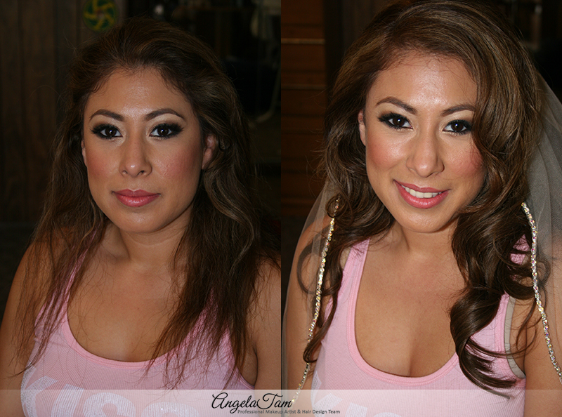 latina bridal makeup - photo#35