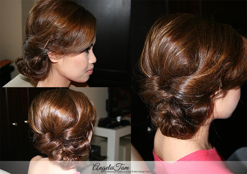 Los Angeles Wedding Makeup Artist And Hair Stylist Angela Tam