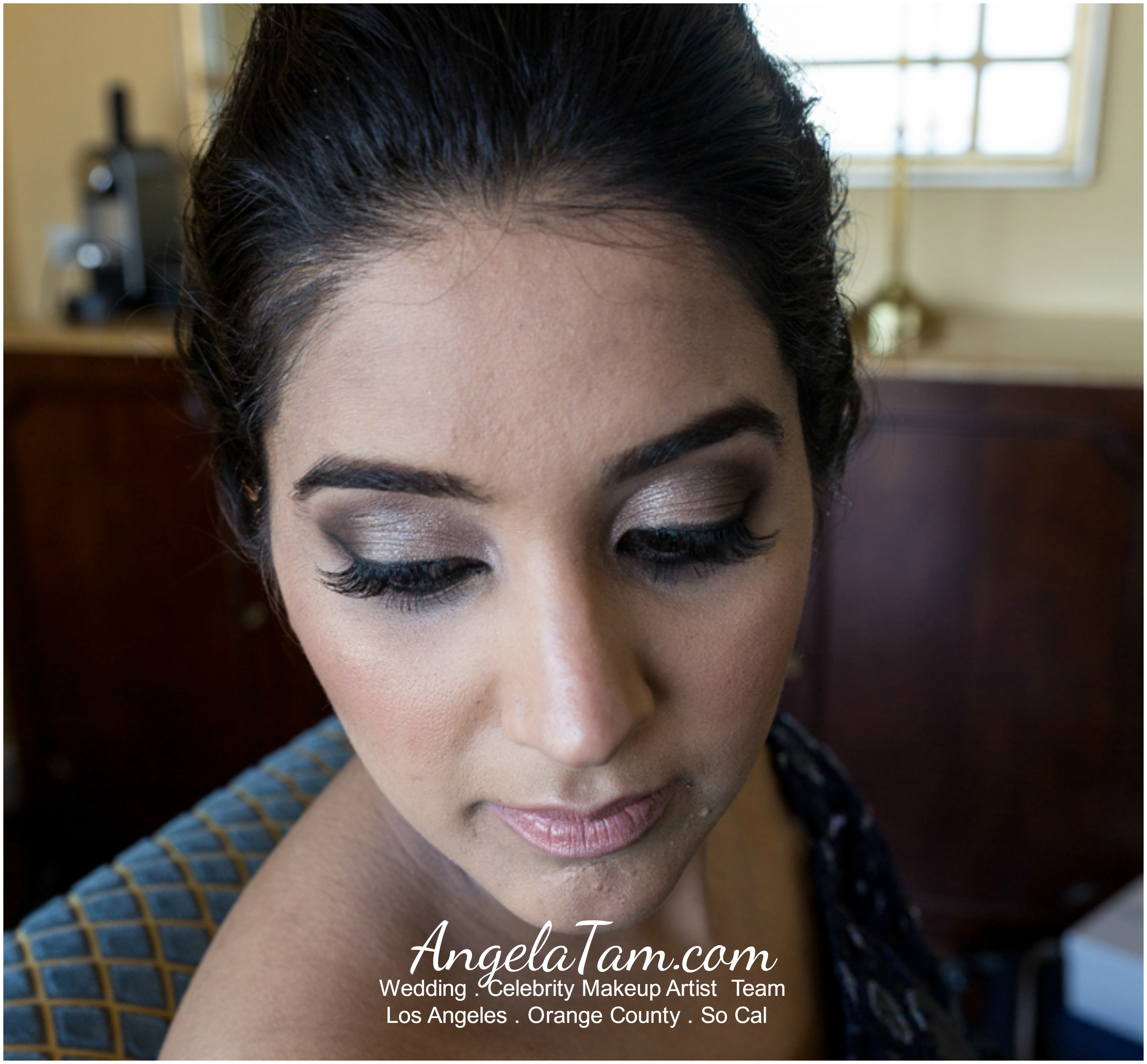 Ventura Indian South Asian Bride Sandeep Makeup Artist