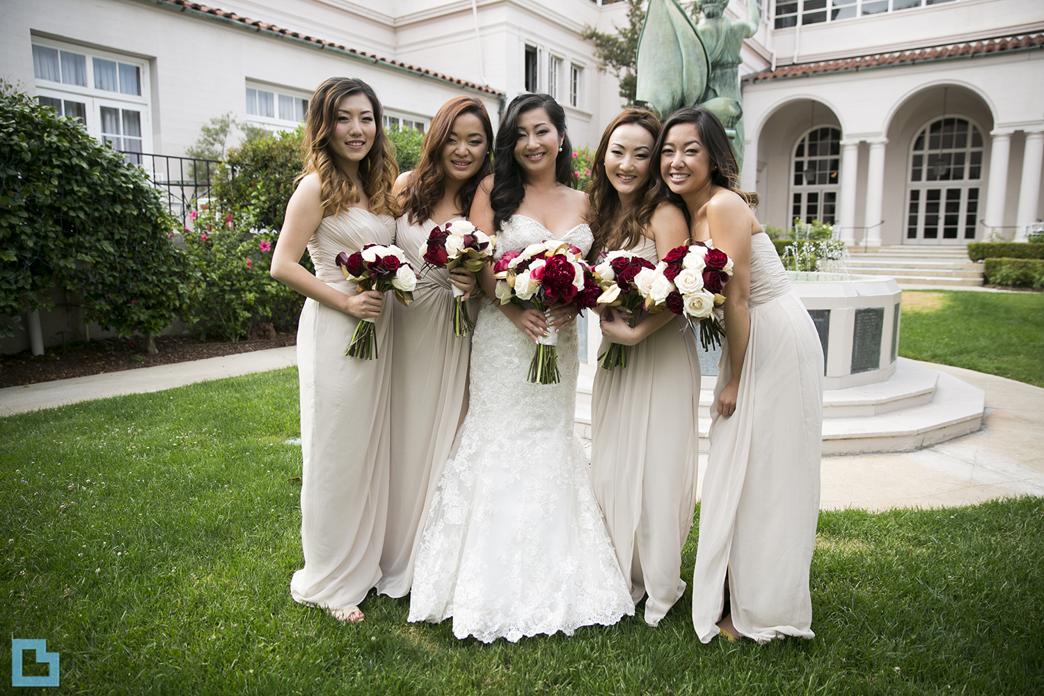 Ebell of Los Angeles Wedding | Miko and Dan | Asian Bride