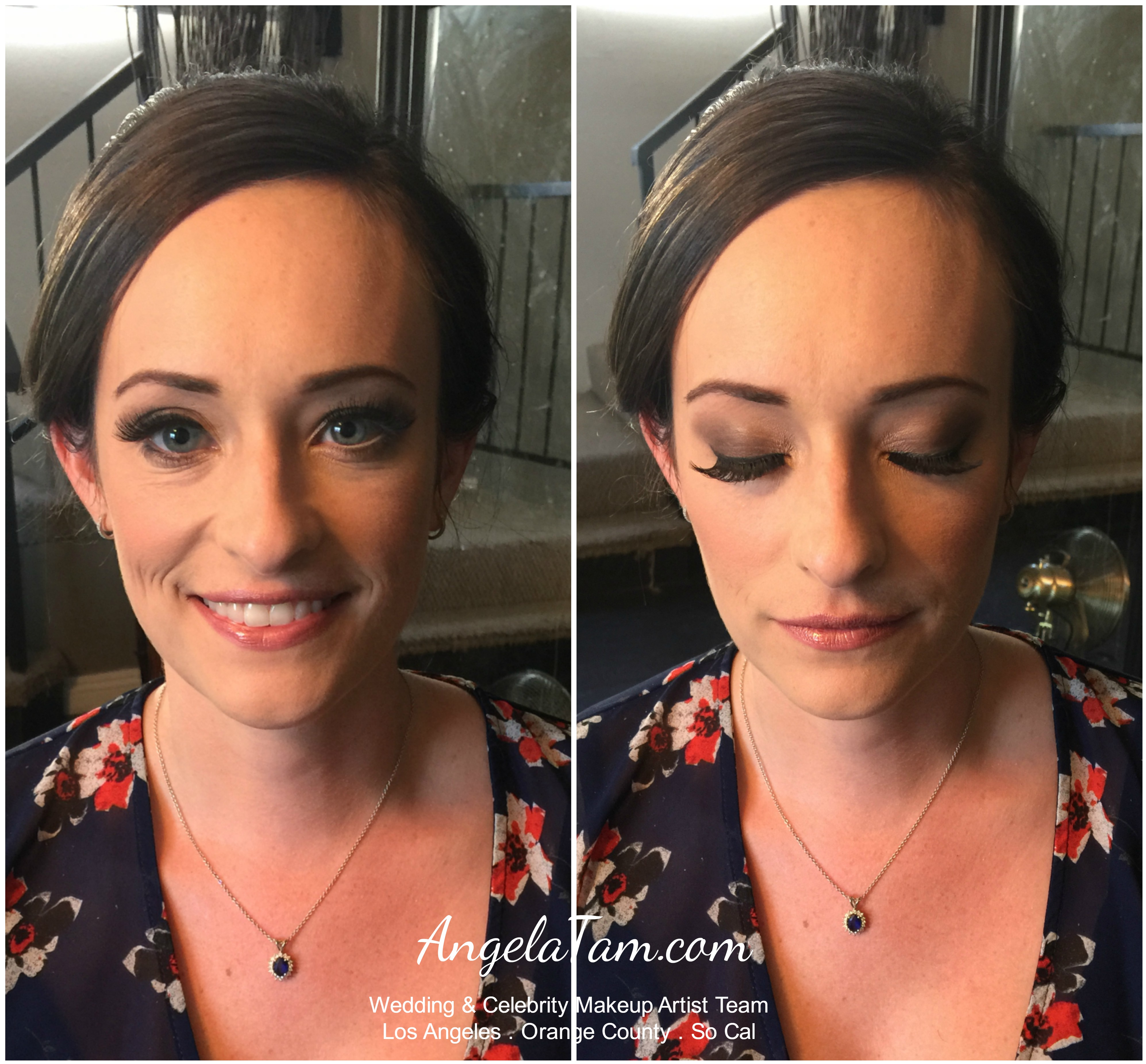 Orange County Bridal Makeup Artist