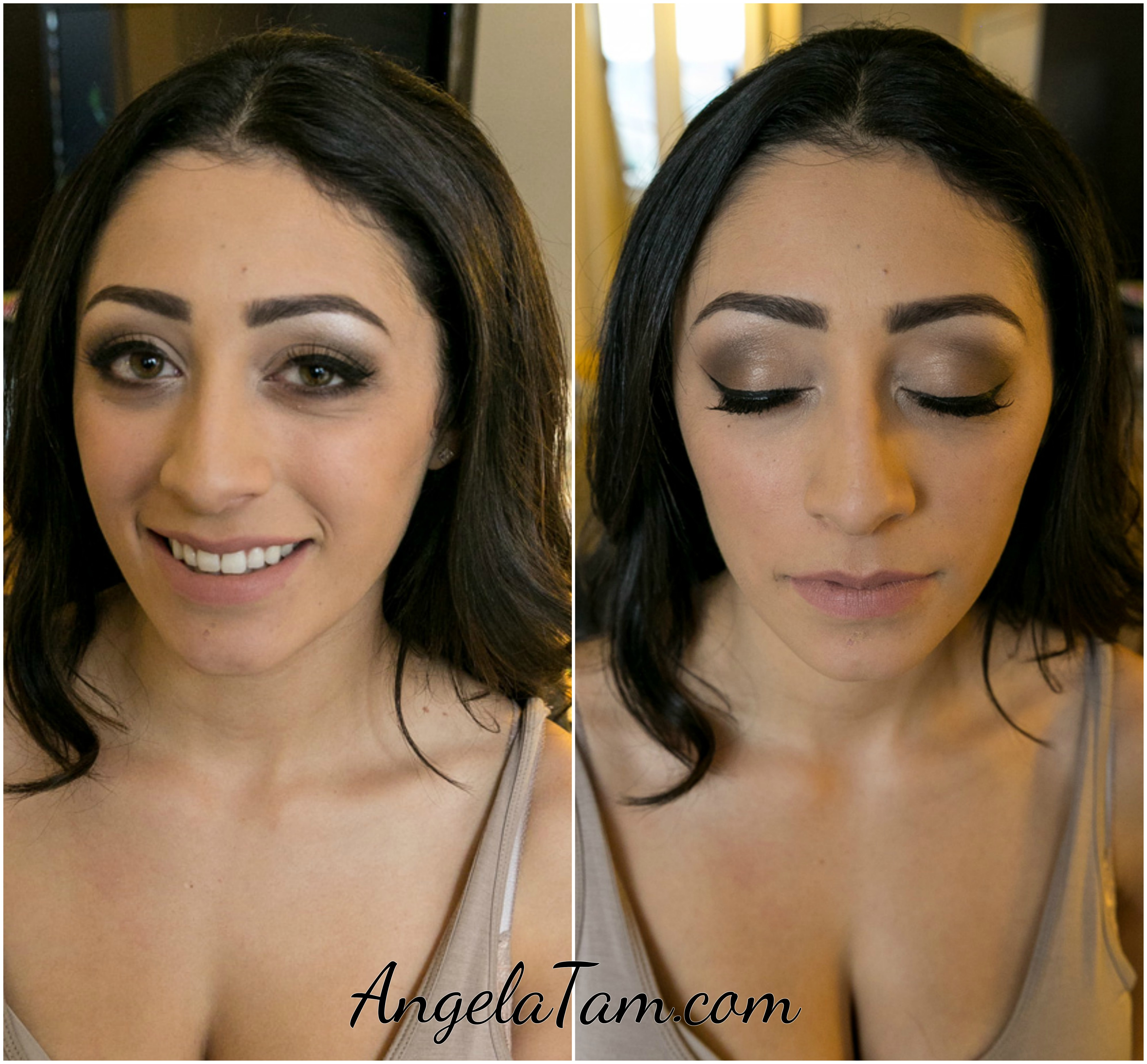 how to become a bridal hair and makeup artist