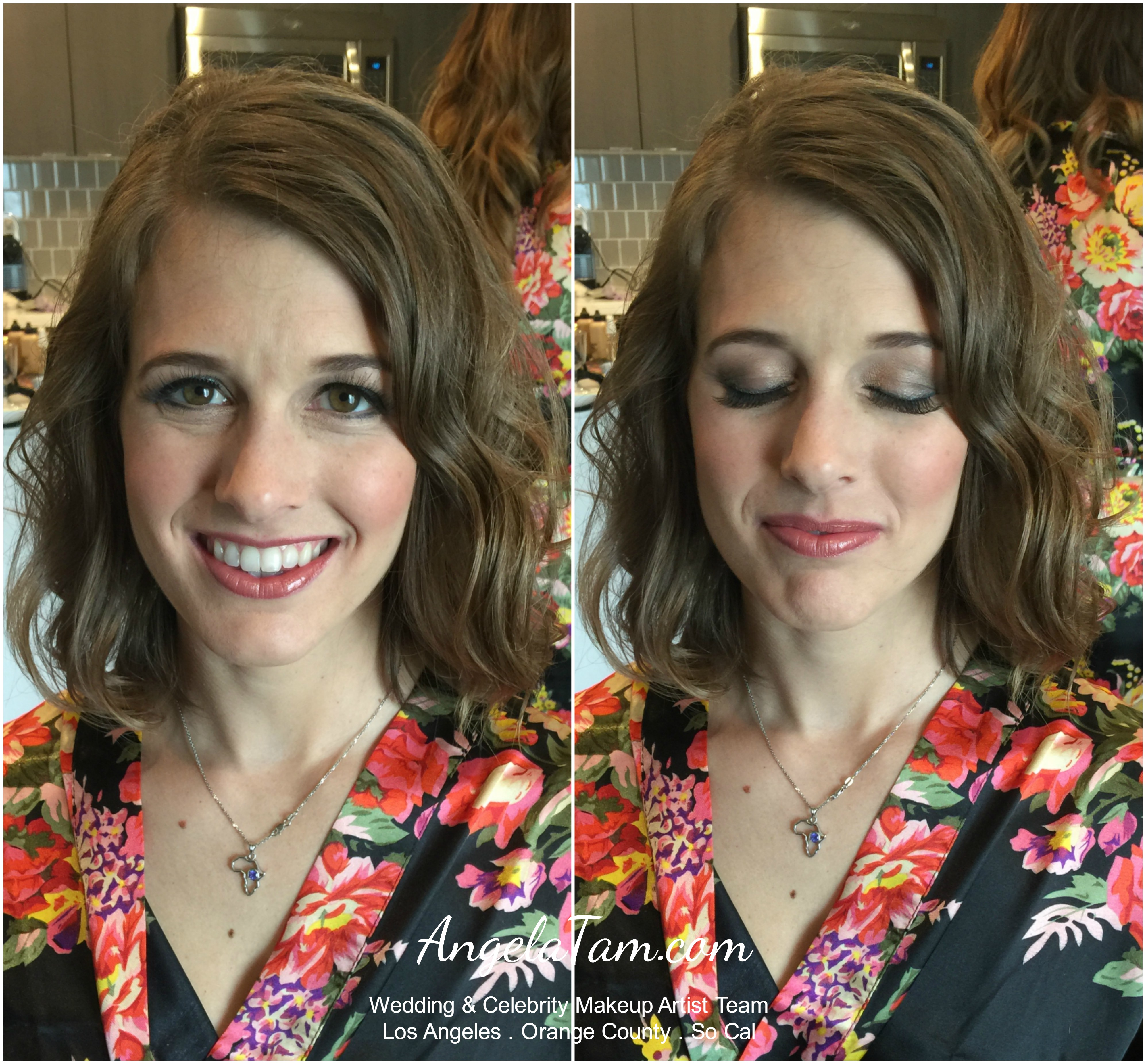 Pasadena Wedding Bridal Makeup Artist